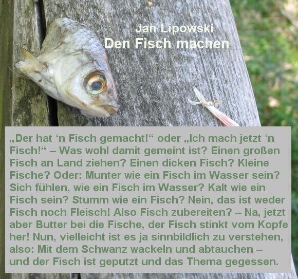 Den-Fisch-machen
