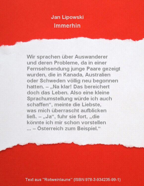 Immerhin (2)